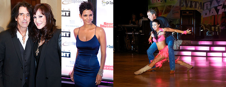 Alice and Cheryl Cooper; Halle Berry; Dancing with The Stars, Arizona