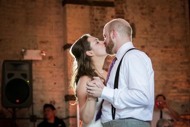 12Rustic-Meets-Urban-Brooklyn-Wedding-JoshuaZuckerman-bride-groom-first-dance.jpg