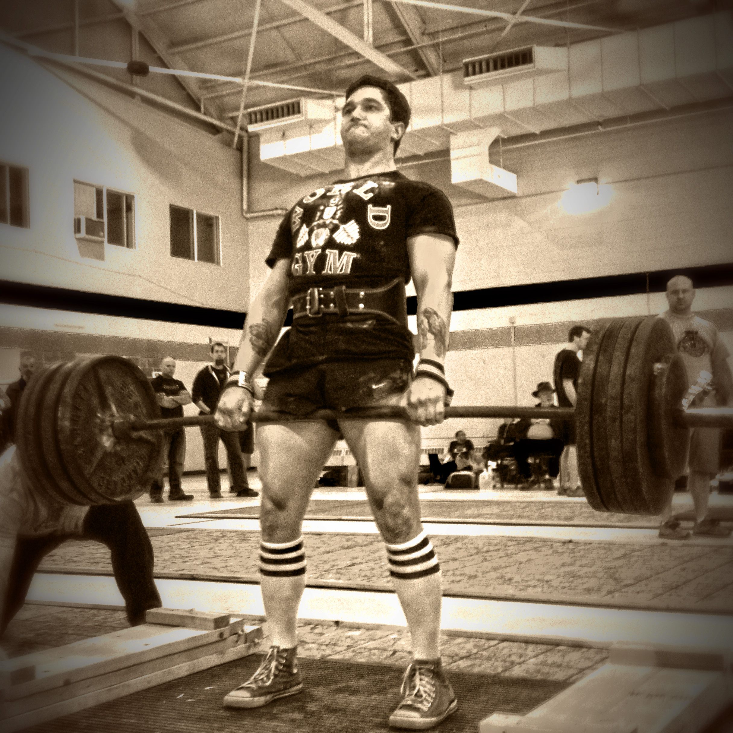 """He has spent the last few years following thew conventions of StrongMan competitions, so can we still consider Steve ( The Beast ) a """"competitive bodybuilder""""?"""