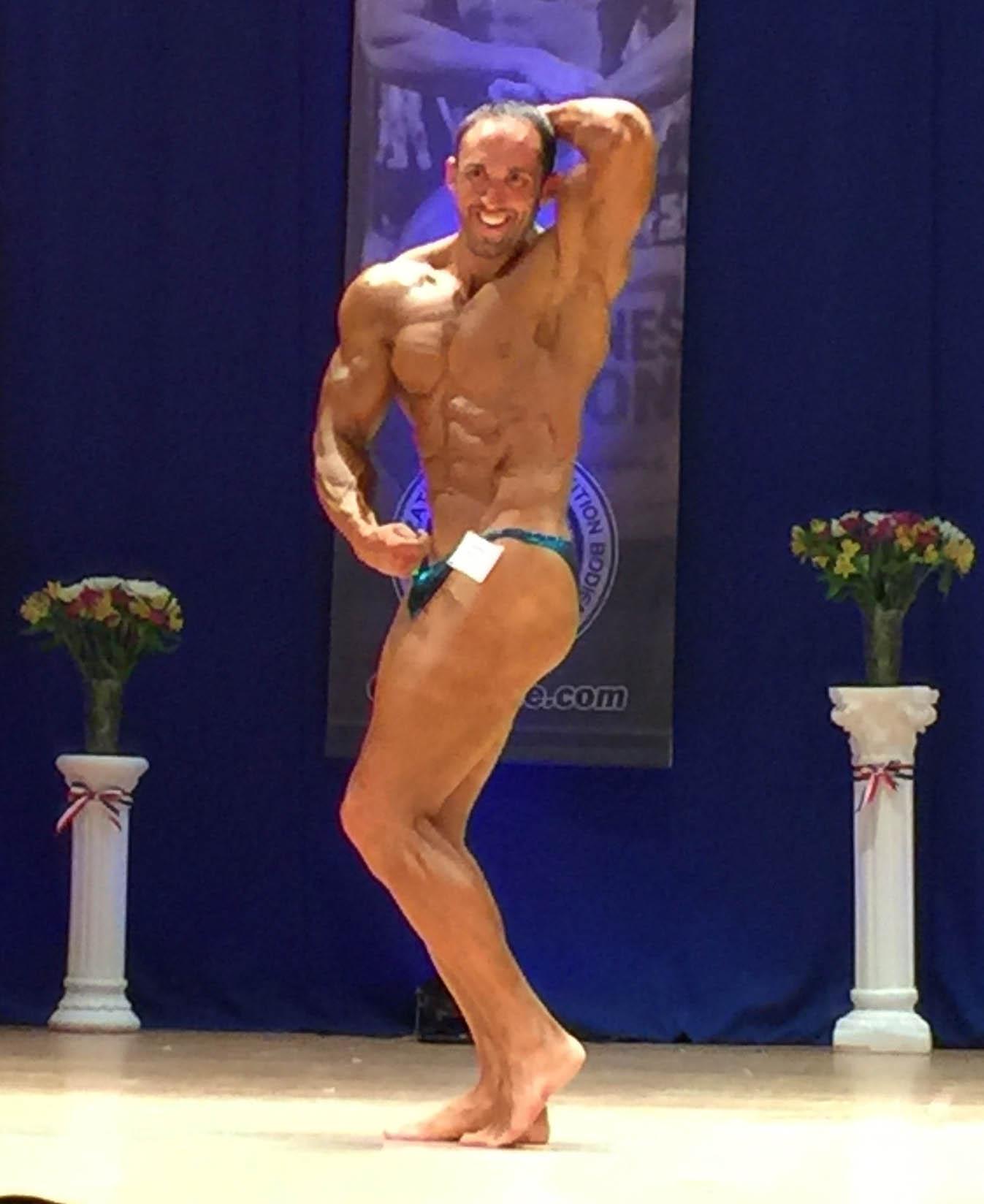 He's got better abs than you.