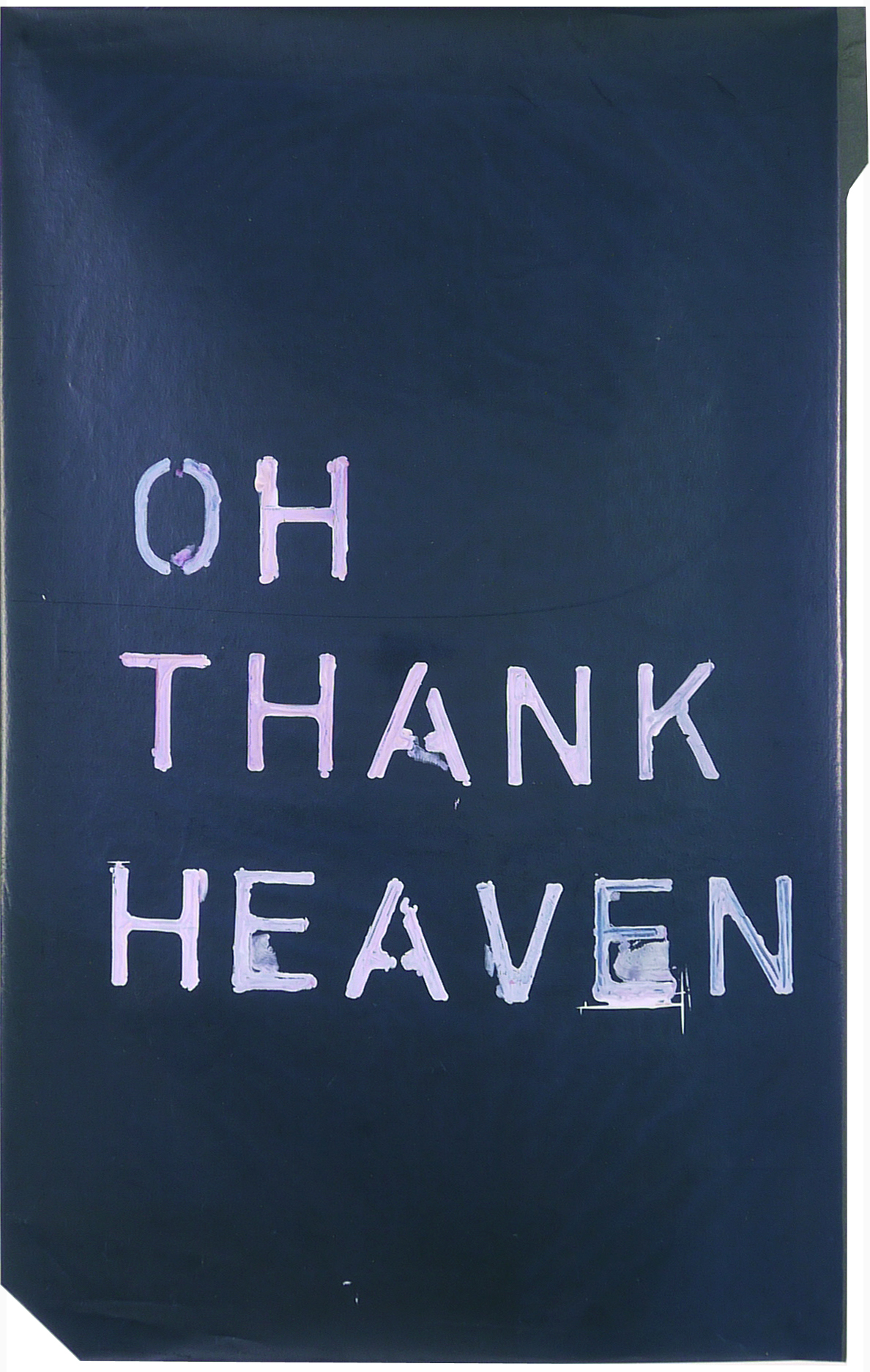 oh thank heaven  8.5 x 14 inches  jiffy on carbon paper  ed. 3