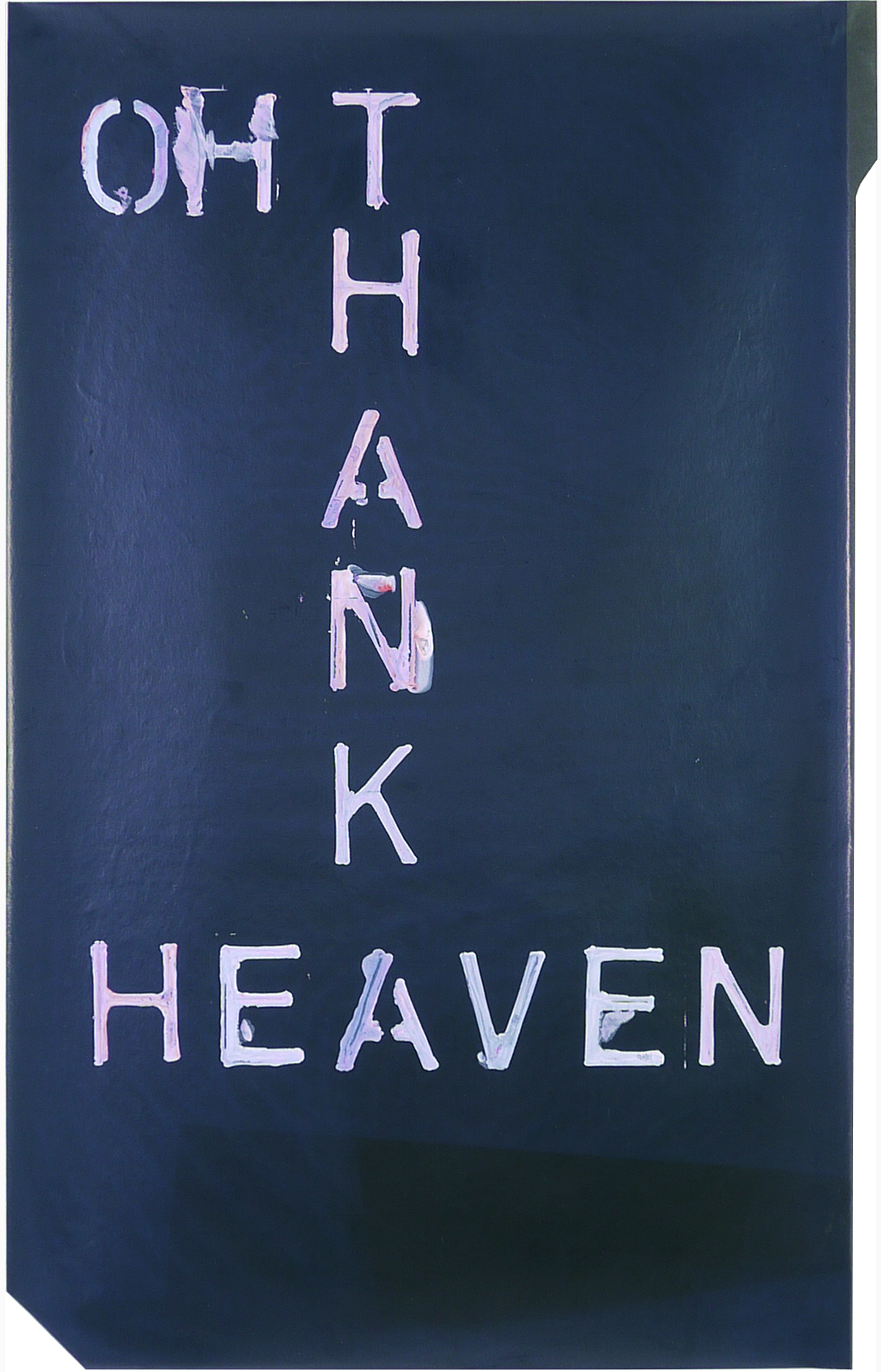 oh thank heaven  8.5 x 14 inches  jiffy on carbon paper  ed. 2