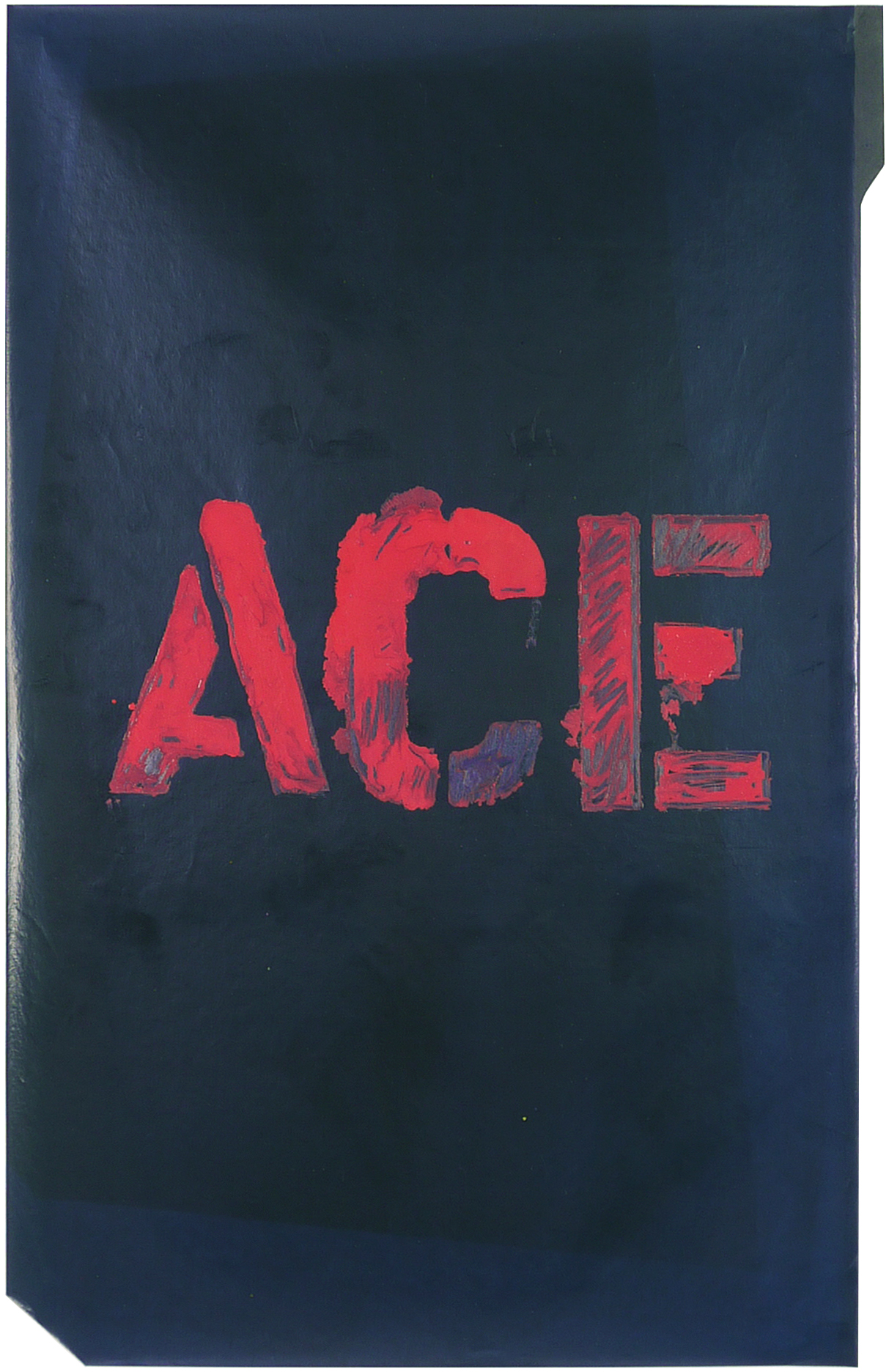 ace  8.5 x 14 inches  jiffy on carbon paper  ed. 1