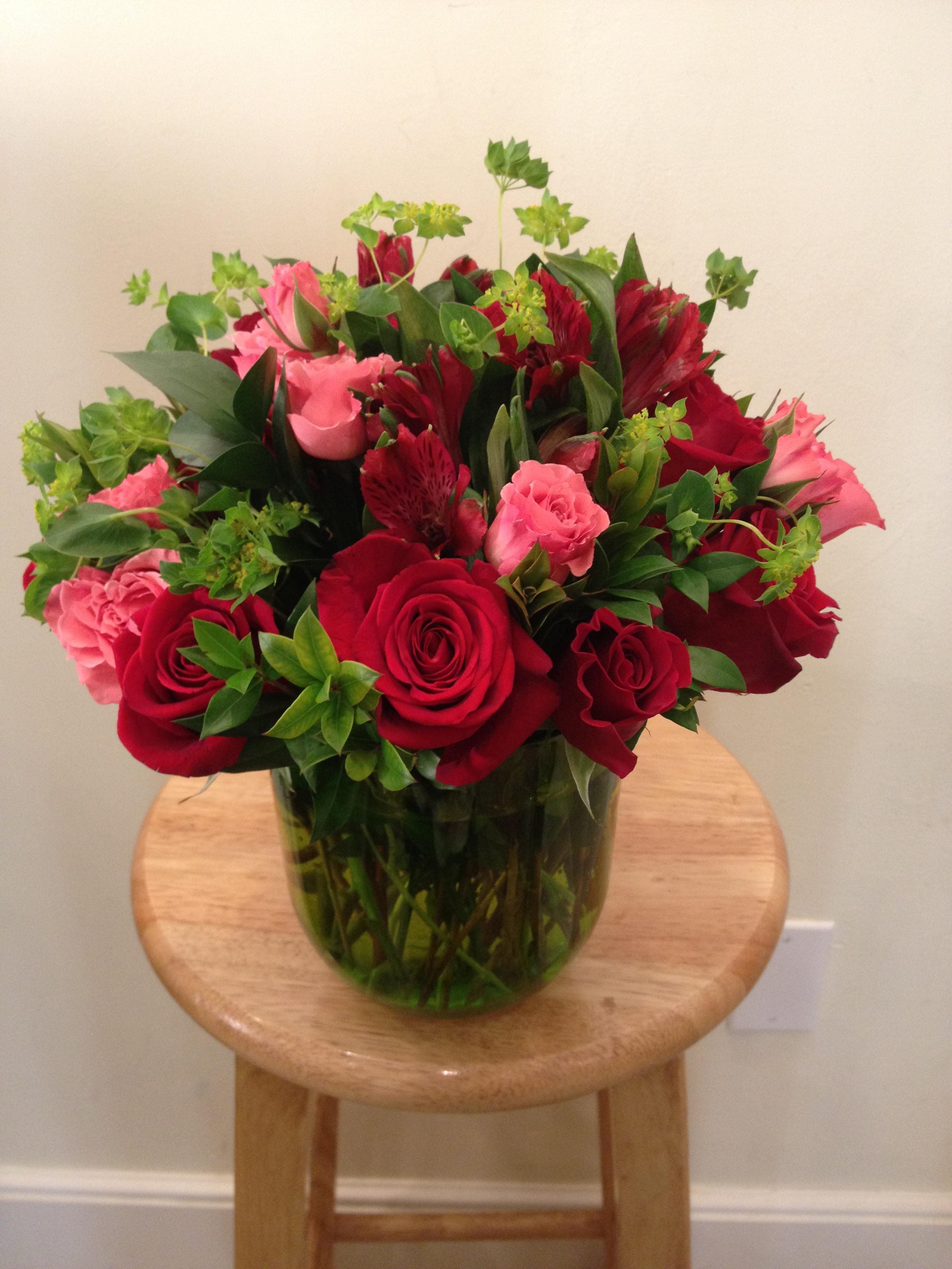 Garden Rose Bowl, $120