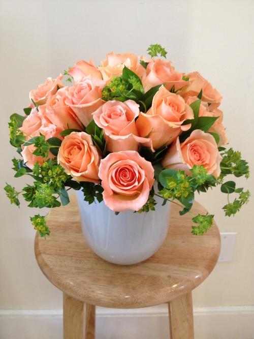 Garden Rose Bowl - $120