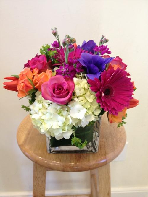 Jewel Blossoms - $60