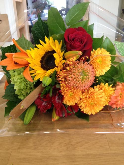 Seasonal Bouquet - $45-100