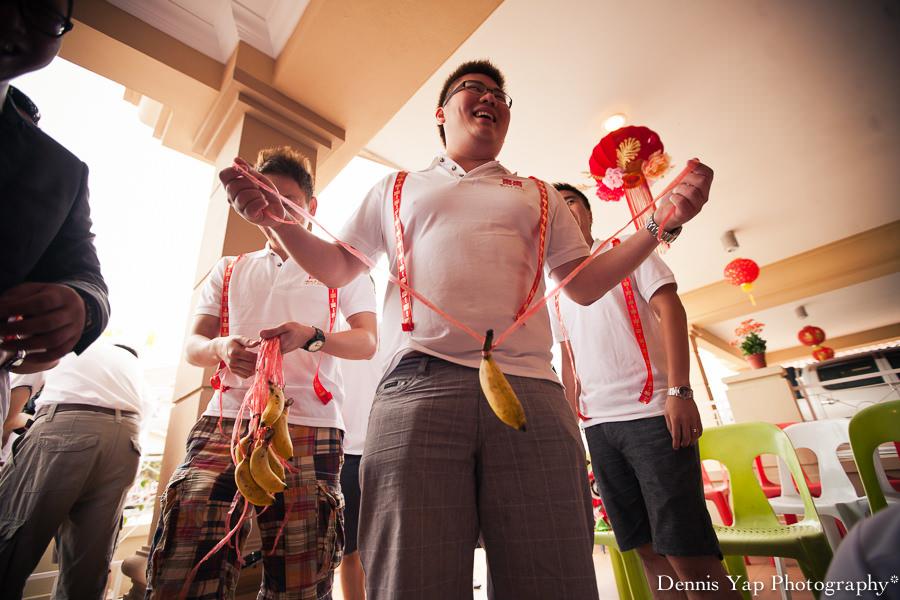 andy serena wedding day in tawau red theme dennis yap photography taoist-2.jpg