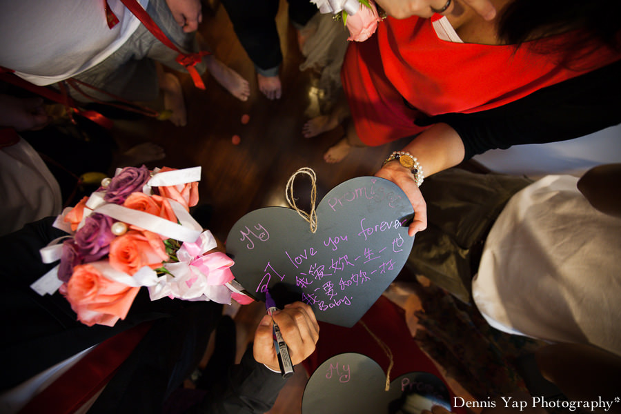 andy serena wedding day in tawau red theme dennis yap photography taoist-6.jpg