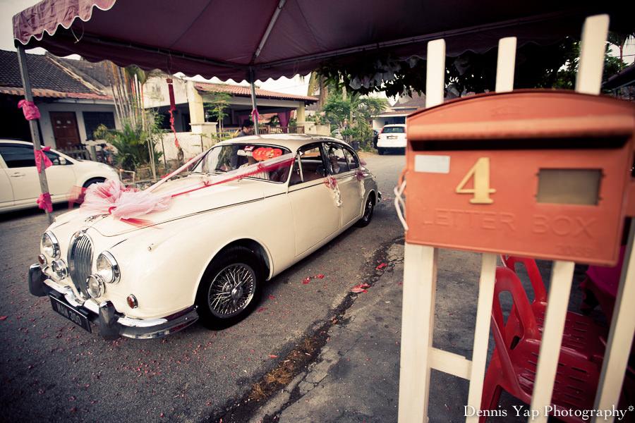 jay polly wedding day KL mr lim vintage car colorful theme gate crash dennis yap photography-4.jpg