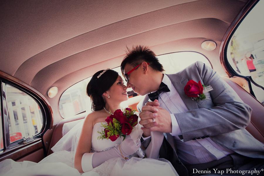 jay polly wedding day KL mr lim vintage car colorful theme gate crash dennis yap photography-11.jpg
