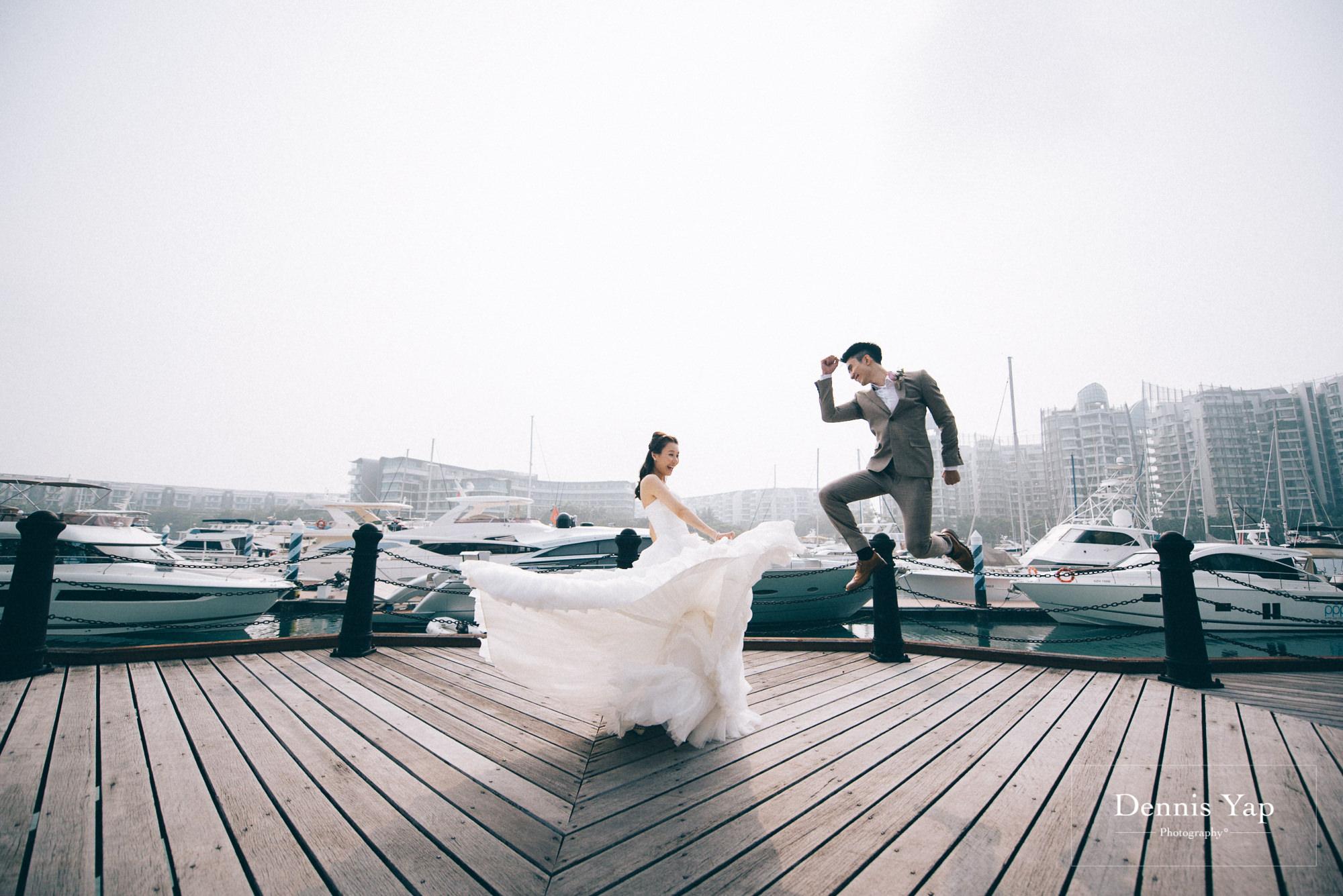 danny sherine wedding reception registration of marriage yacht fun beloved sea dennis yap photography malaysia top wedding photographer-4.jpg