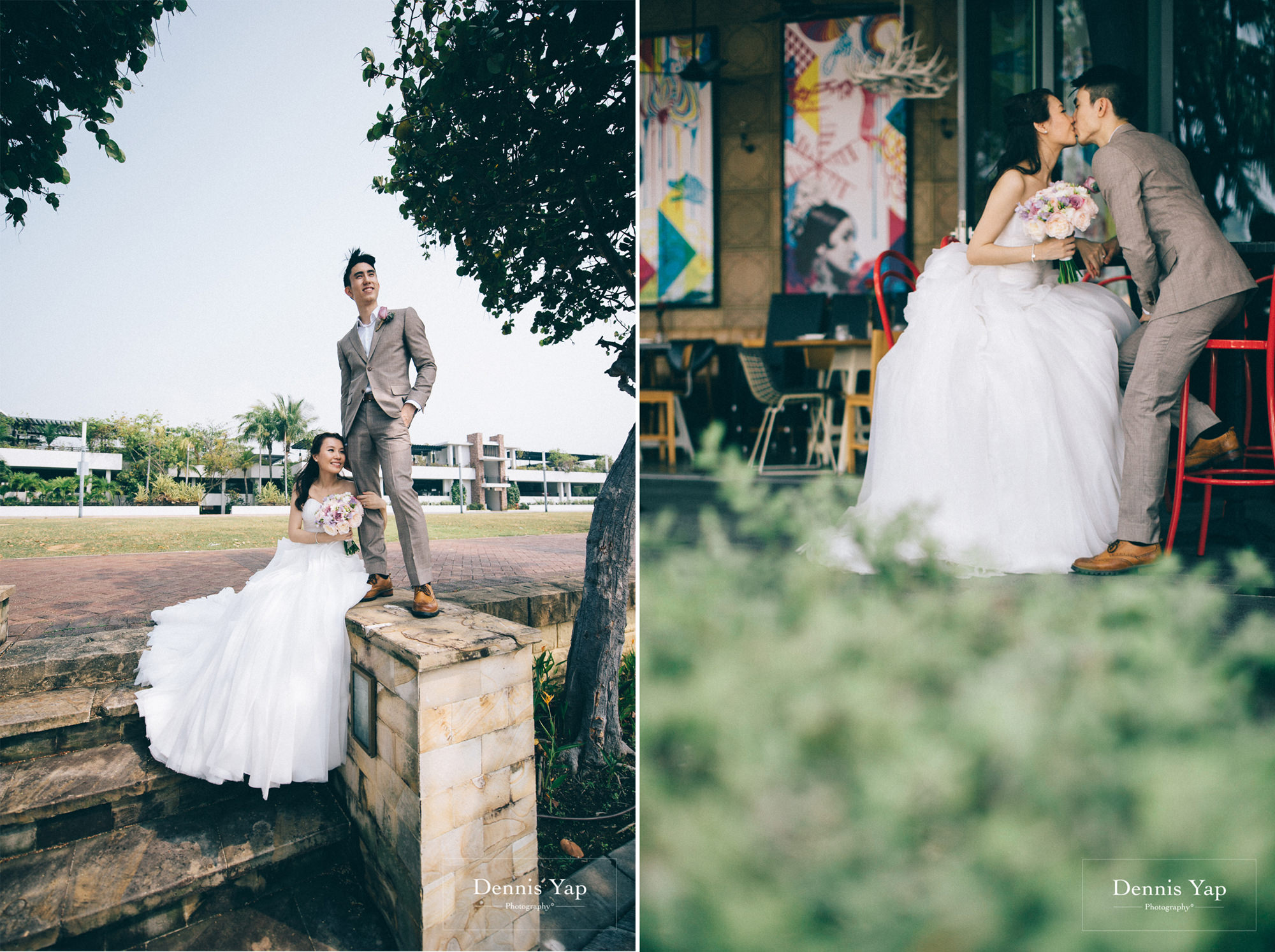 danny sherine wedding reception registration of marriage yacht fun beloved sea dennis yap photography malaysia top wedding photographer-7.jpg