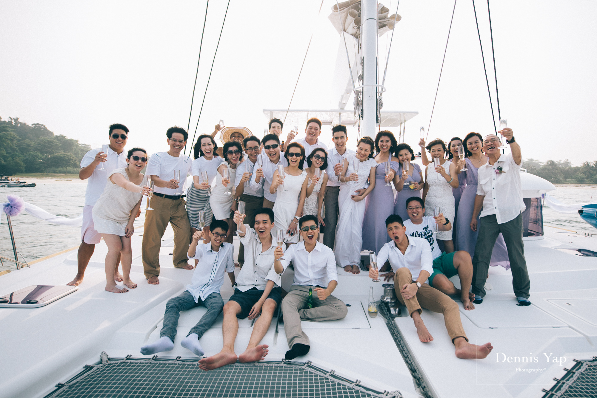 danny sherine wedding reception registration of marriage yacht fun beloved sea dennis yap photography malaysia top wedding photographer-34.jpg