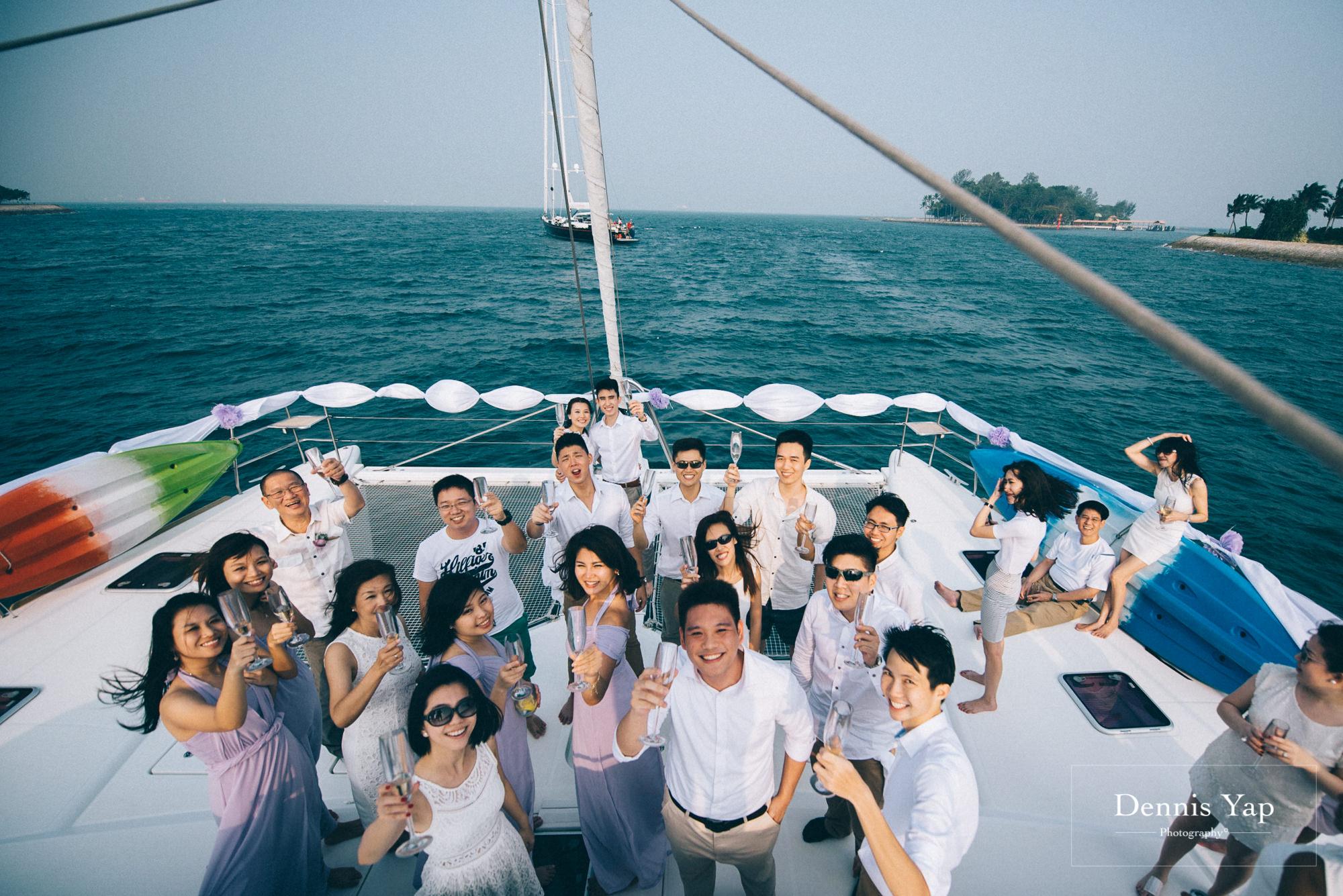 danny sherine wedding reception registration of marriage yacht fun beloved sea dennis yap photography malaysia top wedding photographer-37.jpg