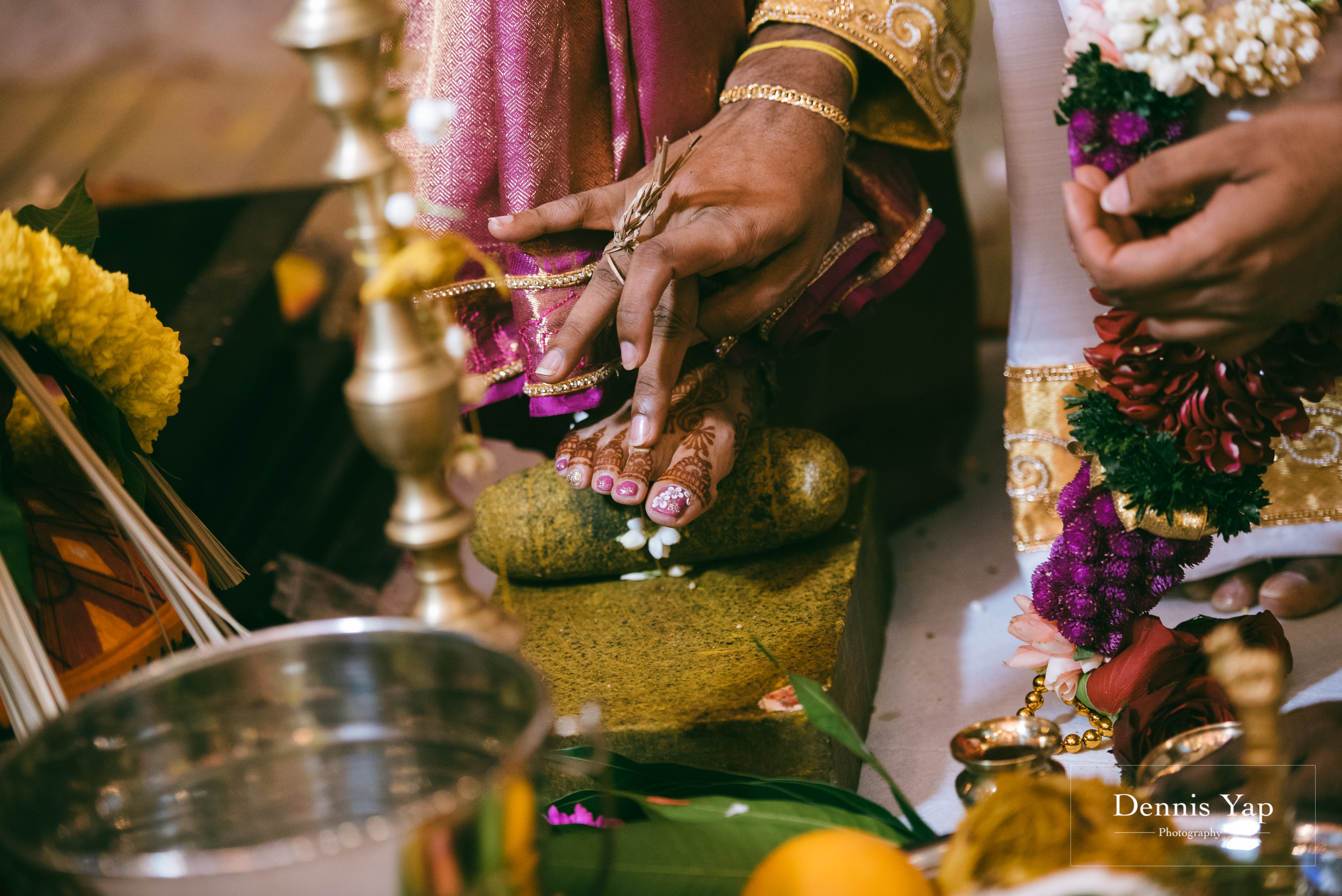 puvaneswaran cangitaa indian wedding ceremony ideal convention dennis yap photography malaysia-29.jpg
