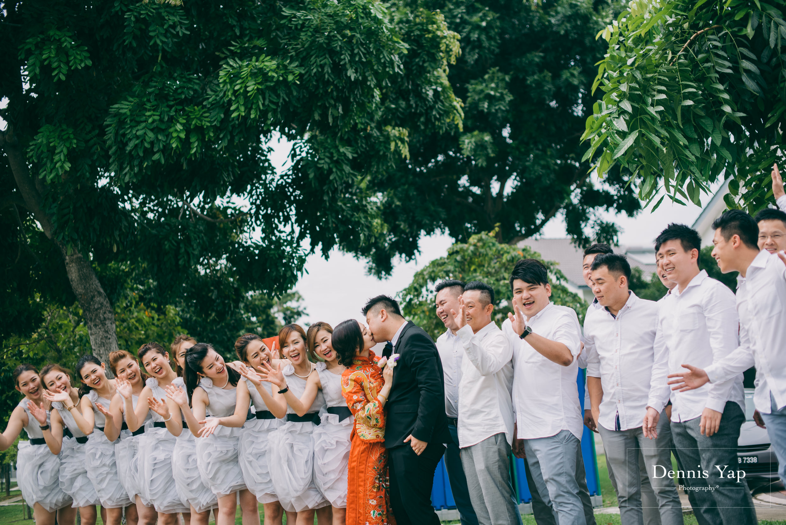 johnson joanne wedding gate crash malaysia wedding photographer dennis yap botanic klang-23.jpg