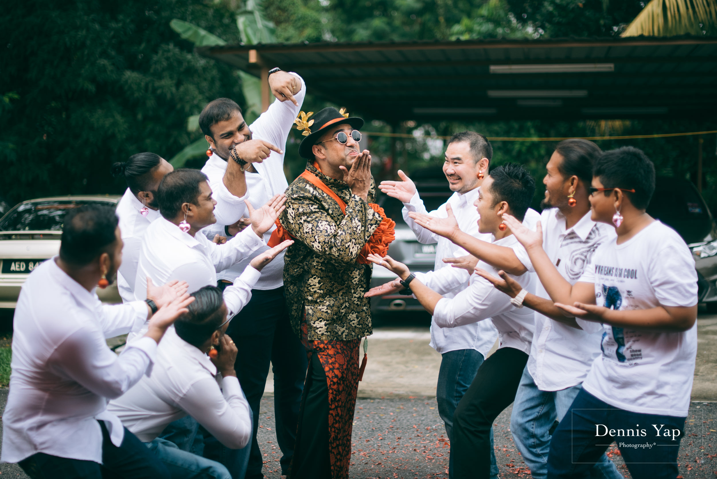 azmi zahraa wedding day gate crash traditional chinese and malay wedding dennis yap malaysia photographer-9.jpg