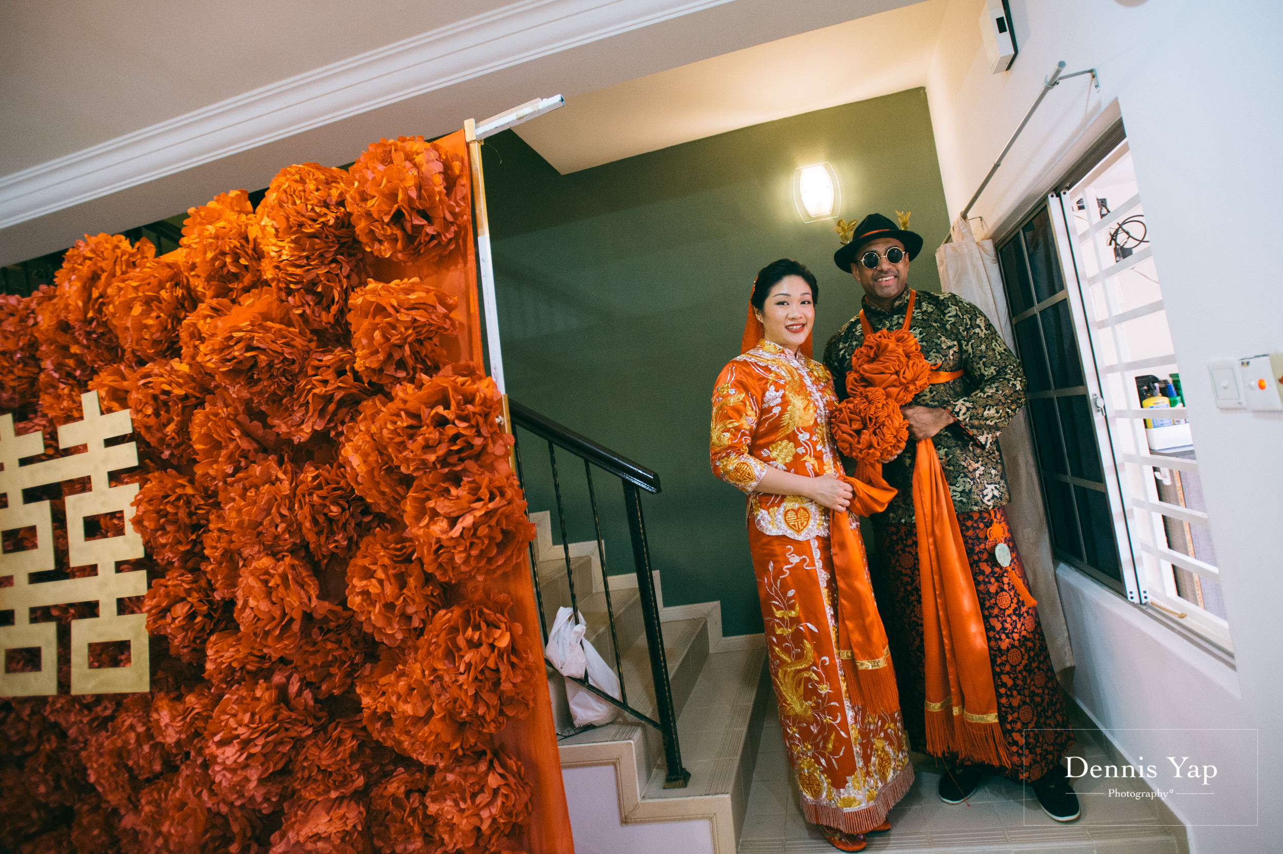 azmi zahraa wedding day gate crash traditional chinese and malay wedding dennis yap malaysia photographer-14.jpg