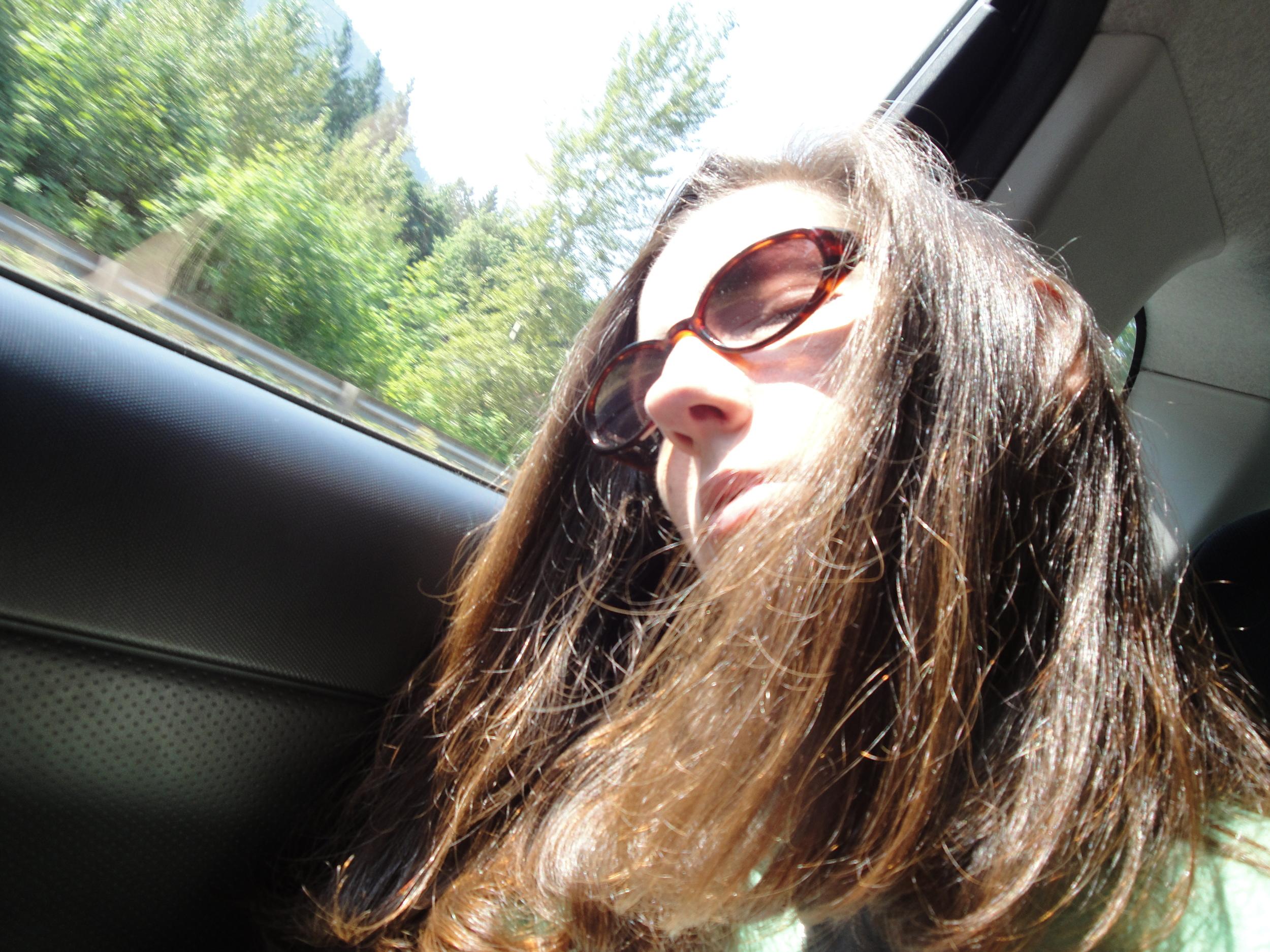 Debi hair sun.JPG