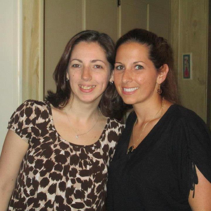 Me and Vicki
