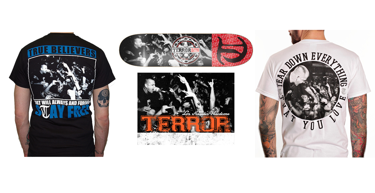 Terror Merch 2012