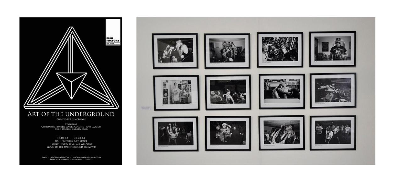 Art Of The Underground Exhibition