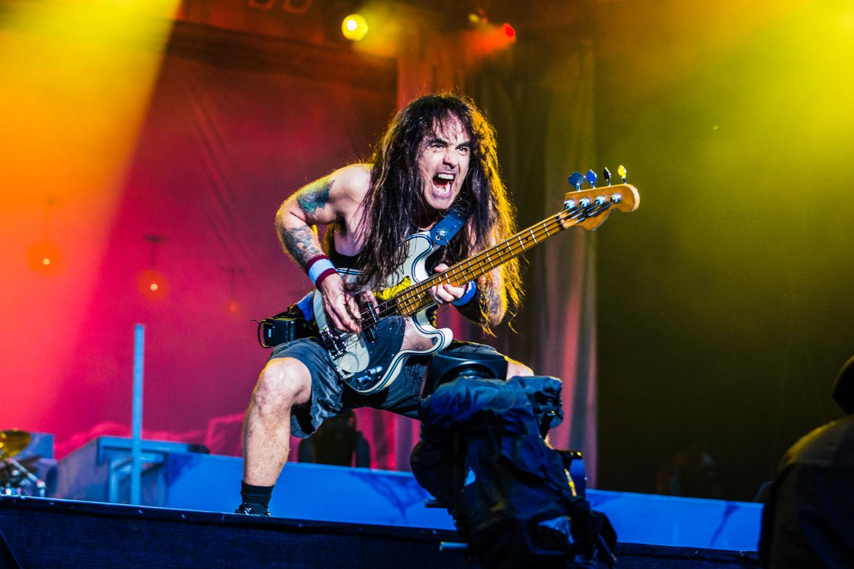 Steve Harris, Iron Maiden