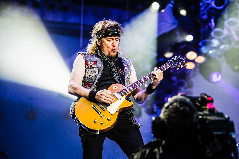Adrian Smith / Iron Maiden
