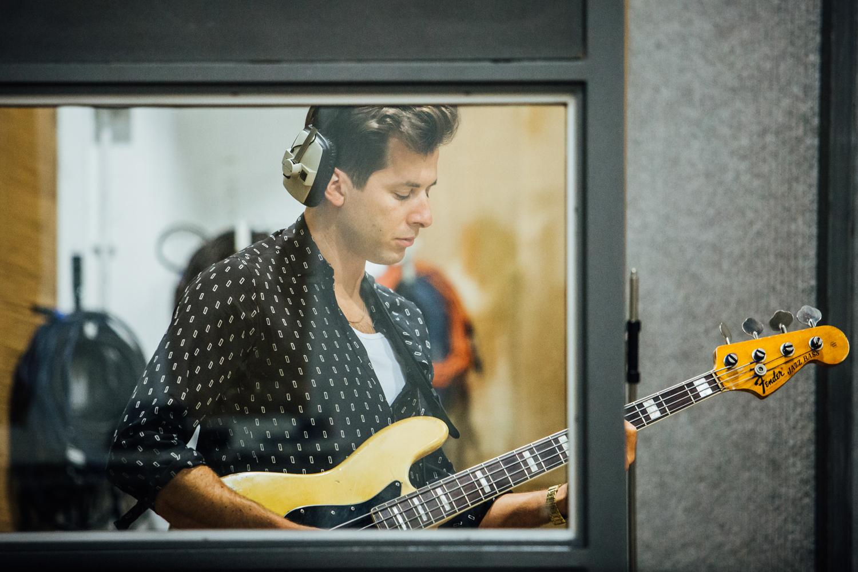 Mark Ronson /Abbey Road