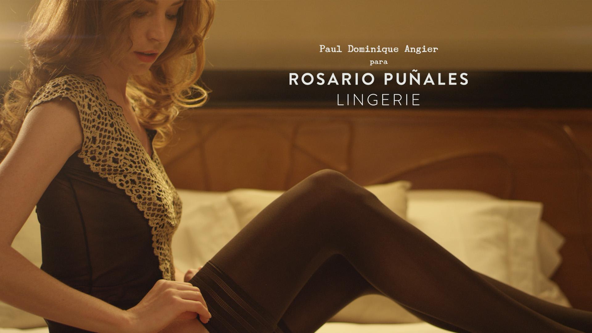 Rosario Puñales Lingerie