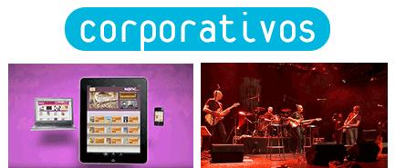 Vídeos de empresa y producto no dirigidos a campañas publicitarias convencionales, eventos y videoclips.
