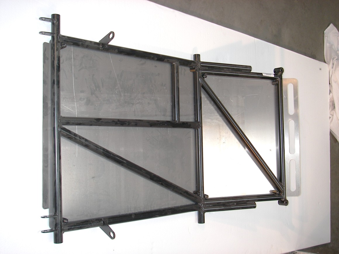 Chev 2500 07-10 Front Skid
