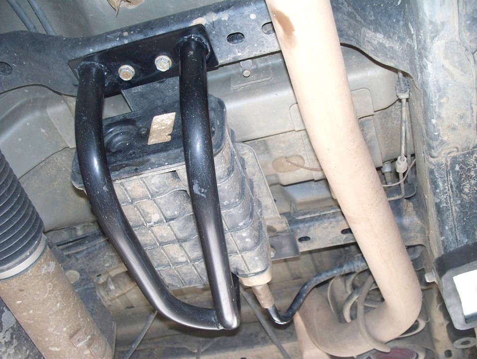 Jeep Vapor recovery Guard