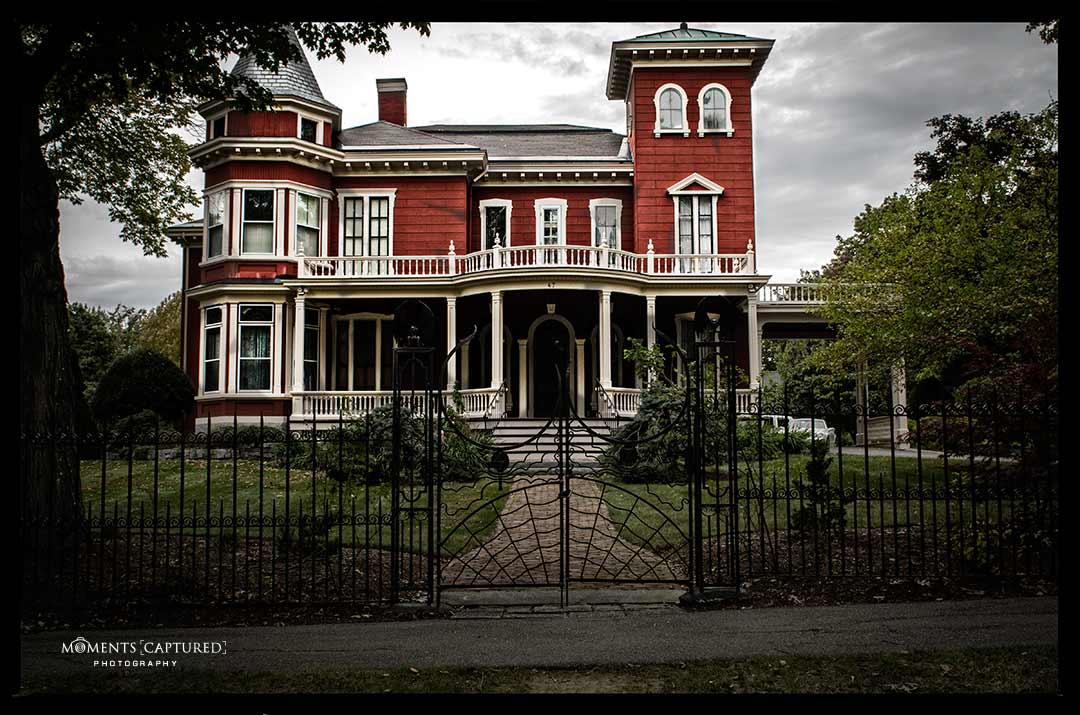 Steven King's Home in Bangor, ME