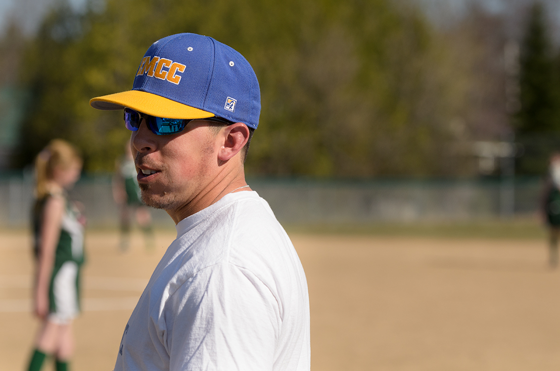 """My Brother in Law, """"the coach"""" LIfestyle Photography"""