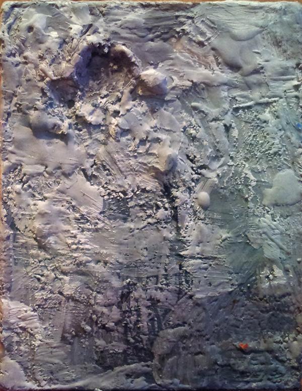 Moon Texture Study 3