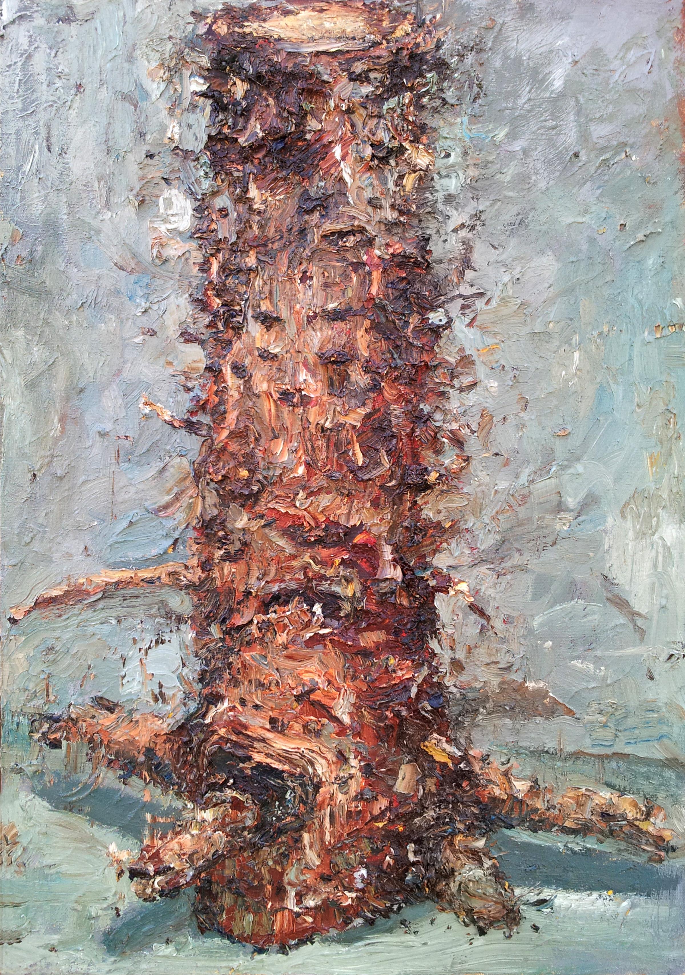 Pine Log (JK)