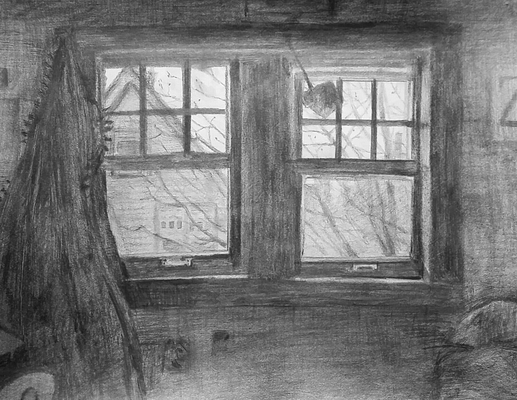 Z's Bedroom Window