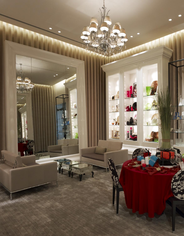Interior Designer:  Callison