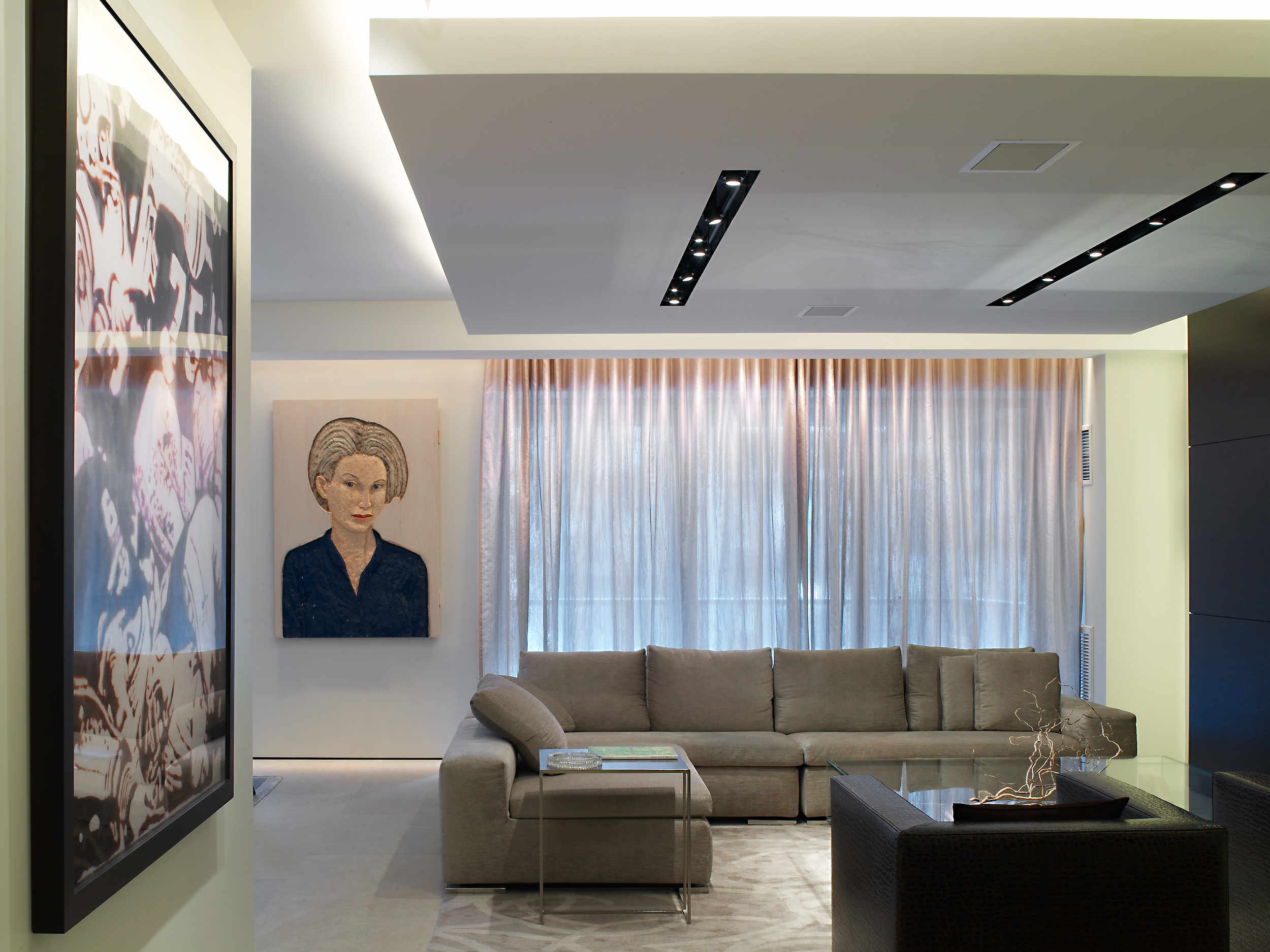 ​Interior Designer: Hariri and Hariri