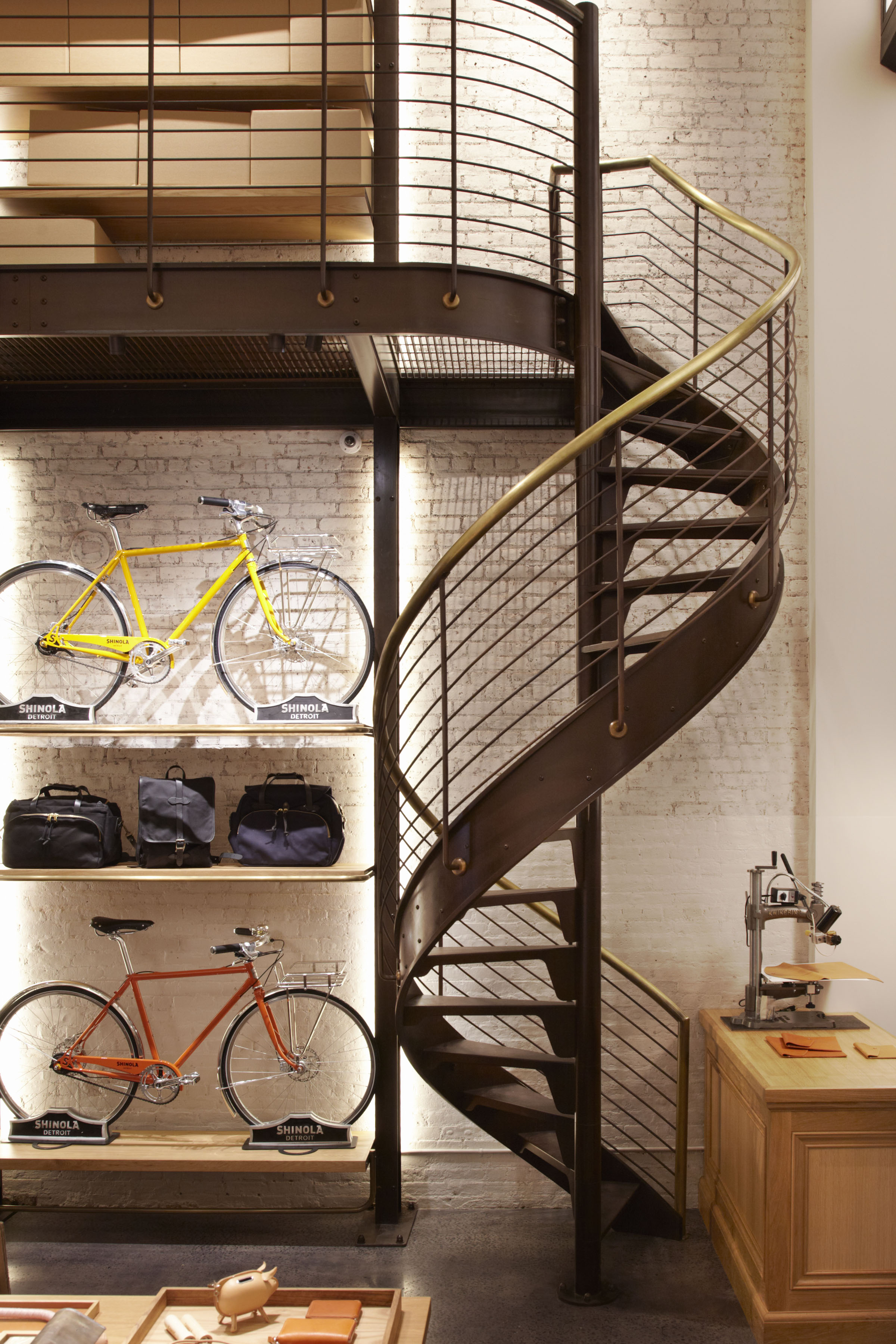 Interior Designer: Rockwell Group