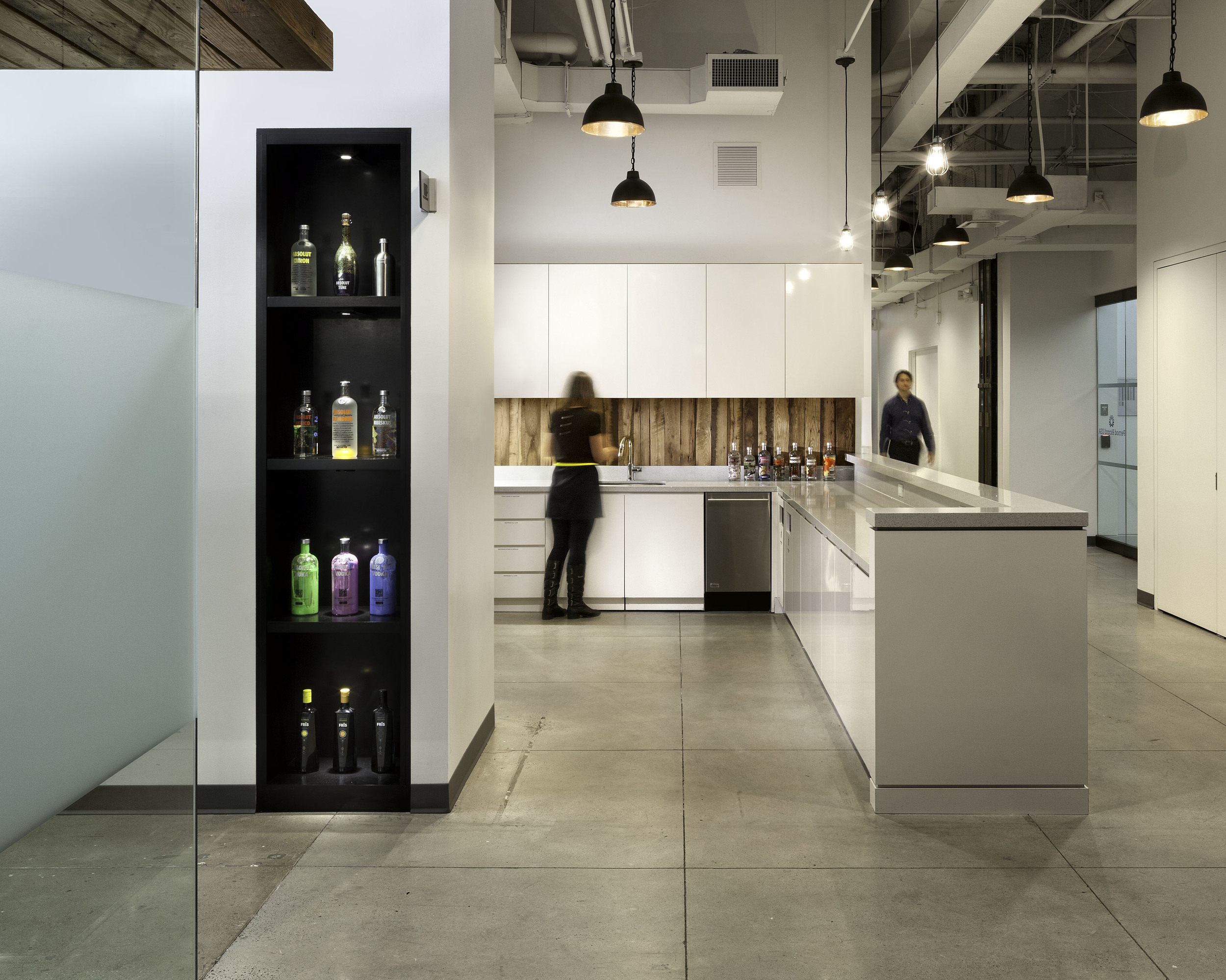 Interior Designer: Spector Group