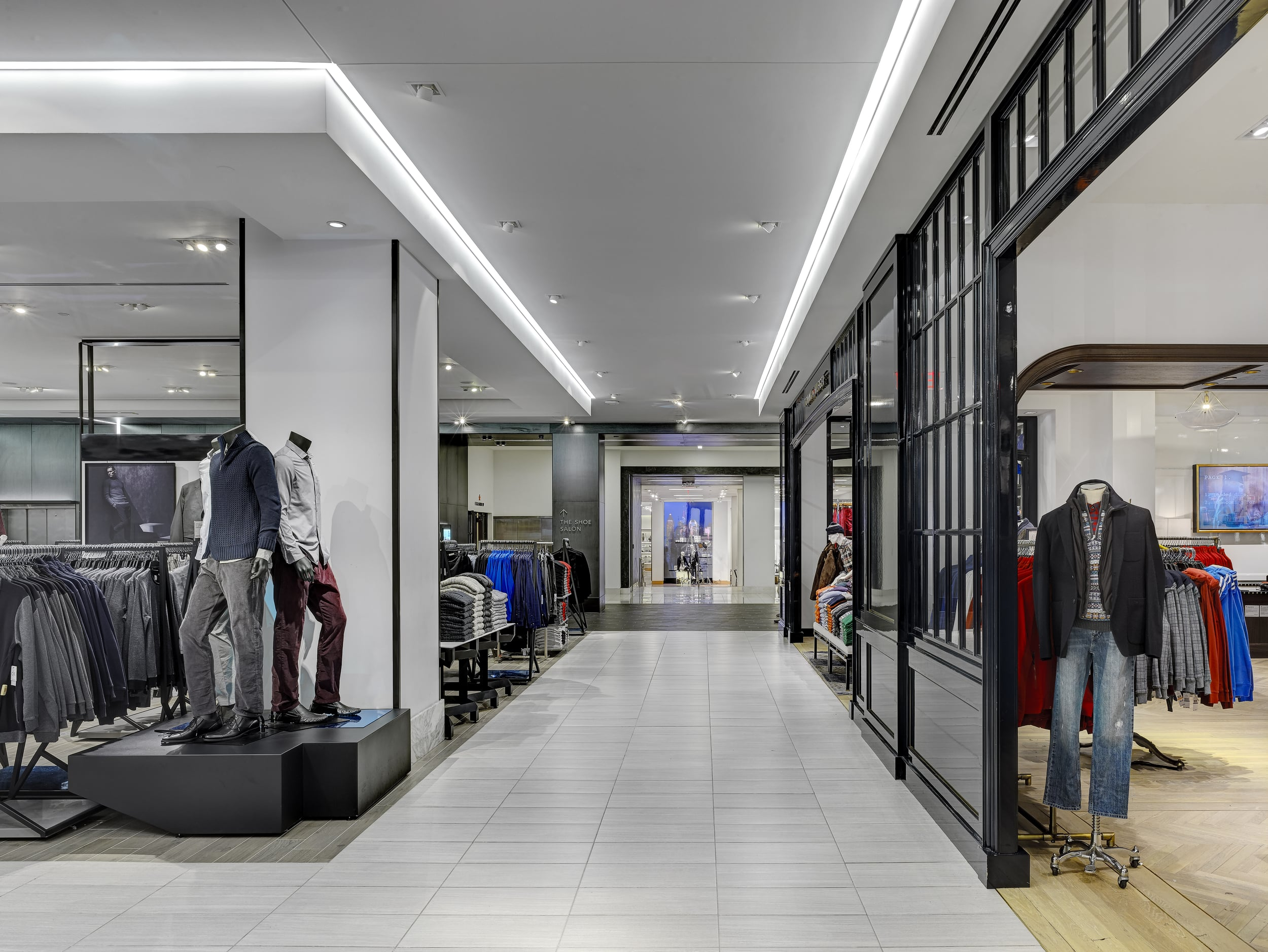 Interior Designer: Charles Sparks & Co.