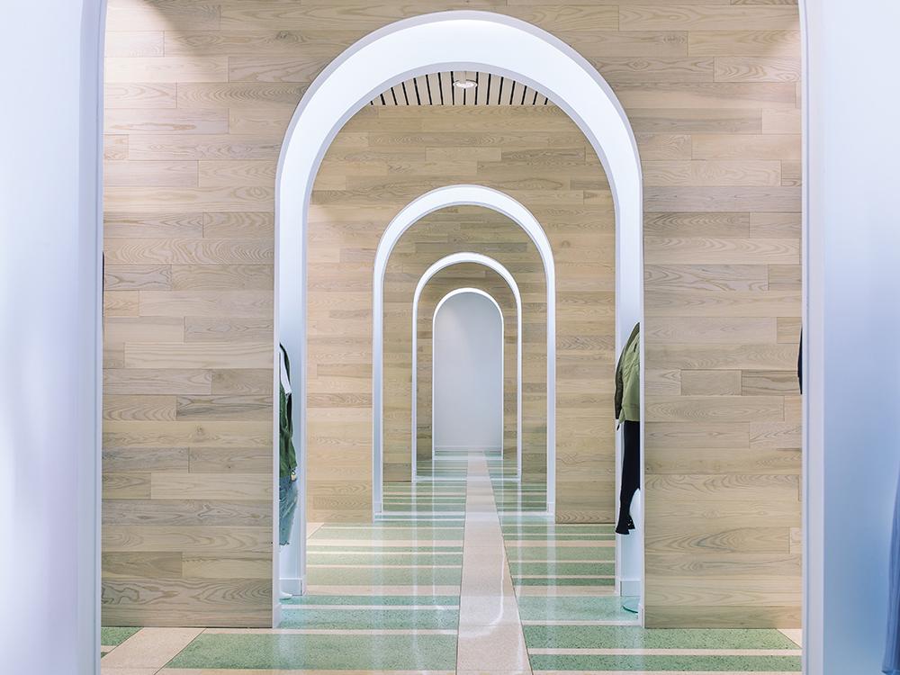 Architect: Snarkitecture