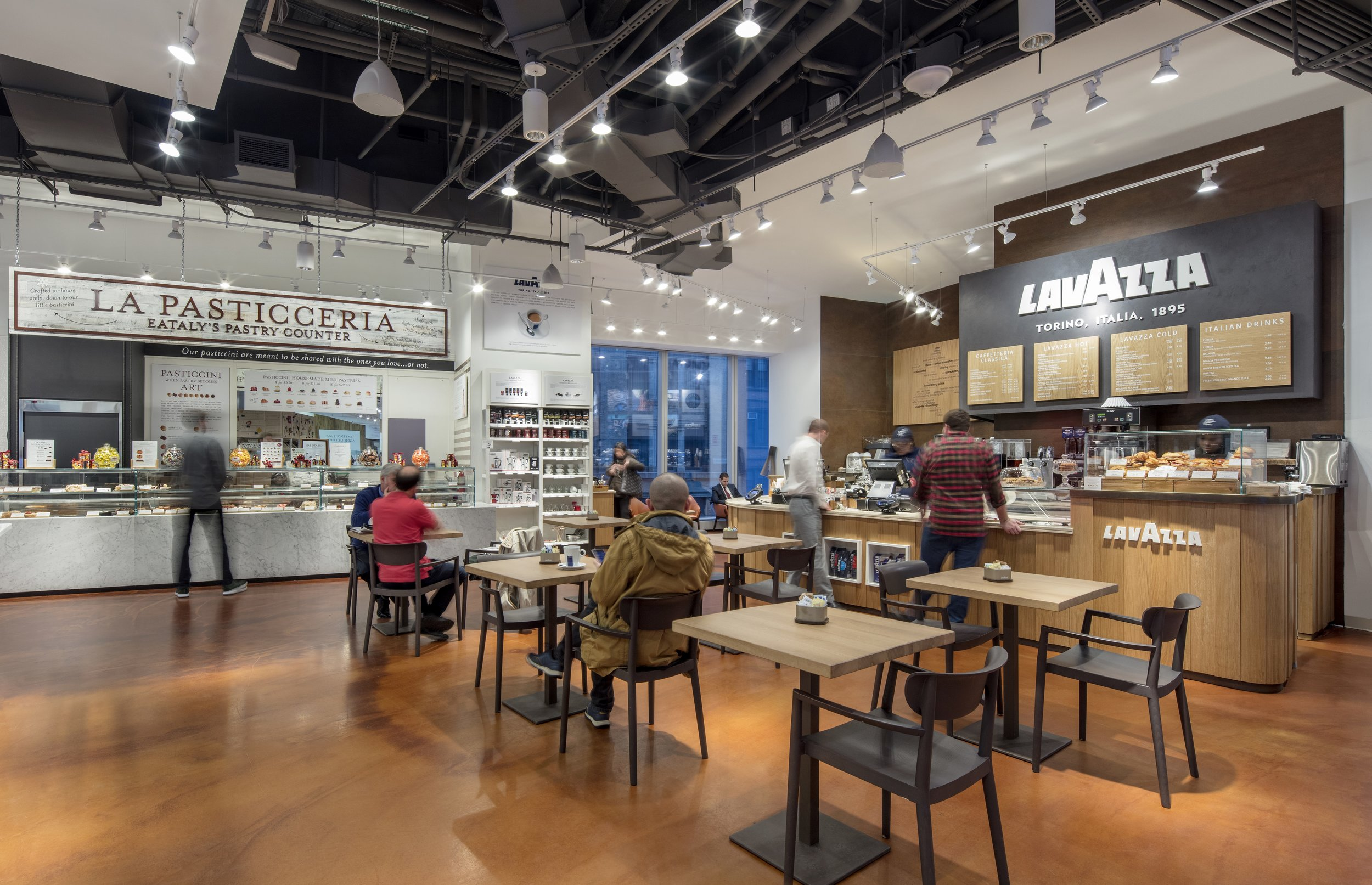 Eataly - One World Trade | Lighting Workshop