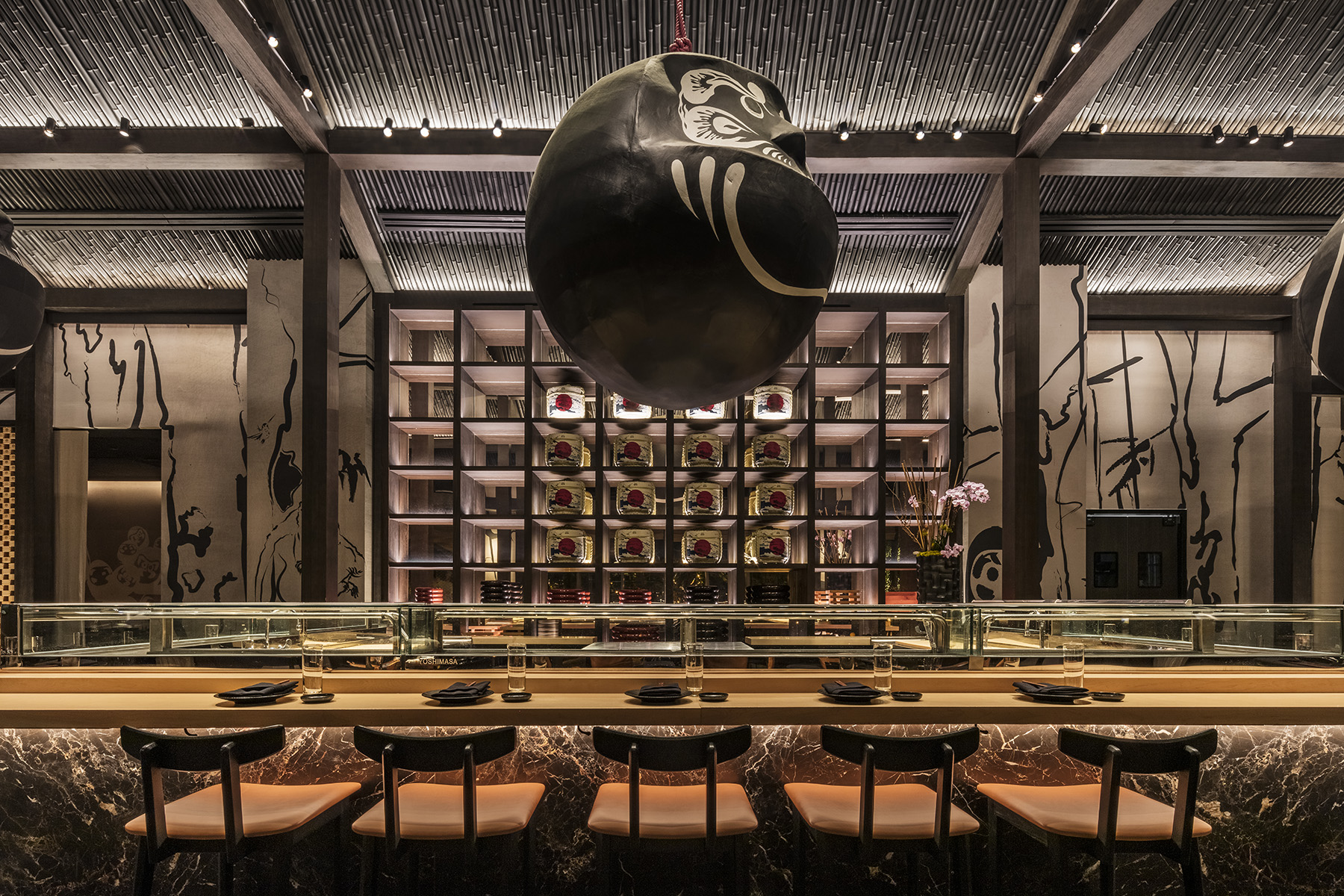 Interior Designer: Yabu Pushelburg  Photographer: Kris Tamburello