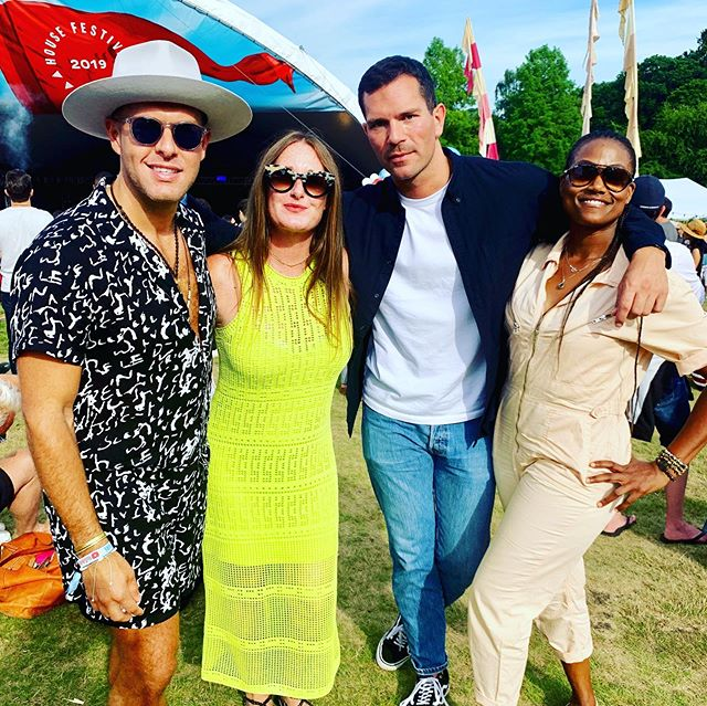 @sohohouse #housefestival #housefestival2019 with these amazing humans!