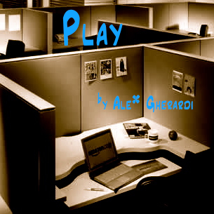 PLAY   by Alex Gherardi          When we become adults, do we forget how to play?