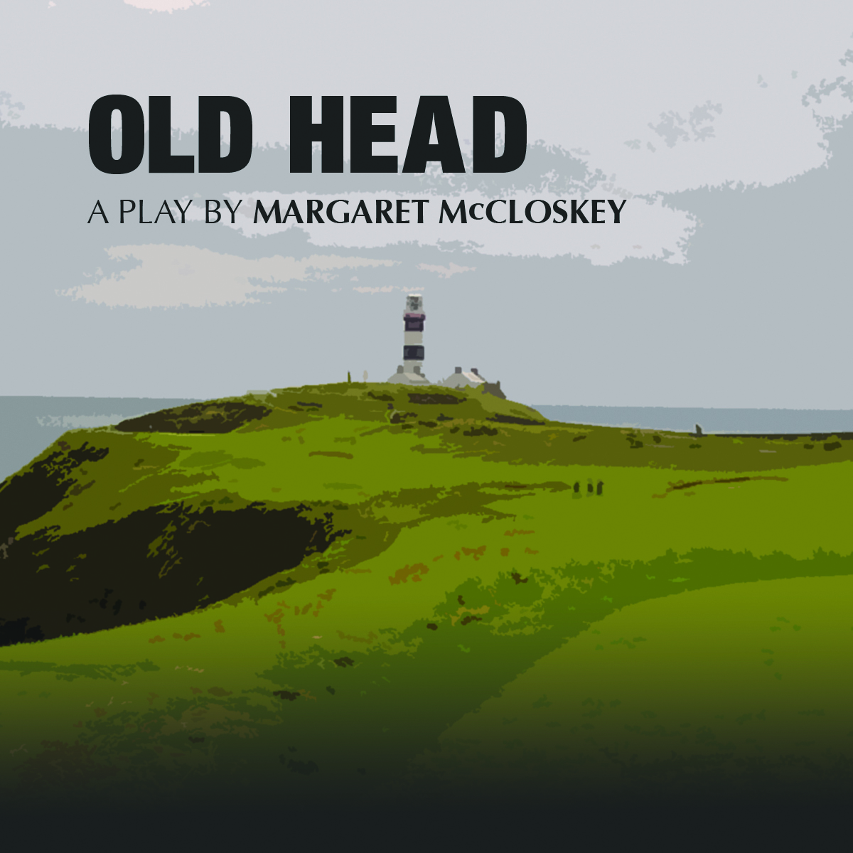 OLD HEAD  by Margaret McCloskey          In the provincial Irish town of Old Head, Annie, an American traveler, meets a charminglibrarian -- but their innocent flirtation has deep consequences. Exploringthe complicated relationship between the mentally ill and their caretakers, OLD HEAD is a newexamination of one of life's oldest battles: pleasure versus duty.